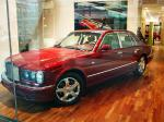 red Bentley Arnage R