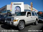 2008 Jeep Commander New York